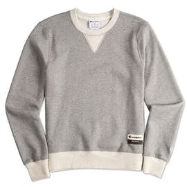 Champion Authentic Sueded Fleece Crewneck Sweatshirt