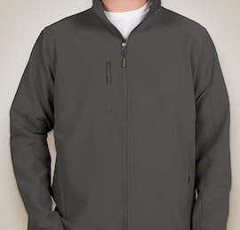 The North Face Tech Stretch Soft Shell Jacket - Color: Asphalt Grey