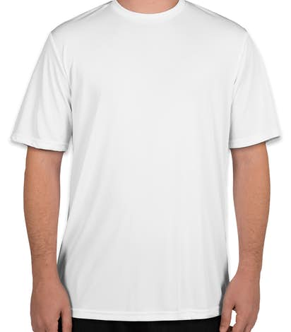 Russell Athletic Dri Power® Performance Shirt - White