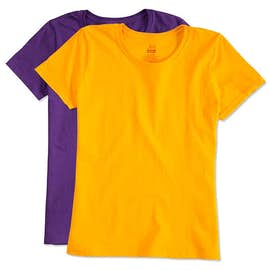 Canada - Fruit of the Loom Ladies 100% Cotton T-shirt