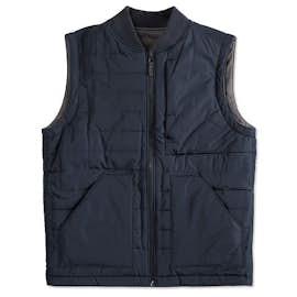 Harriton Puffer Reversible Vest