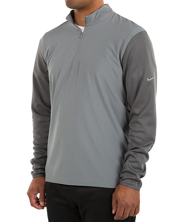 nike 1 4 zip pullover. nike golf dri-fit lightweight quarter zip pullover - other view: 1 4 i