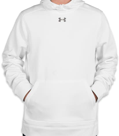 Under Armour Storm Armour® Fleece Hoodie - White
