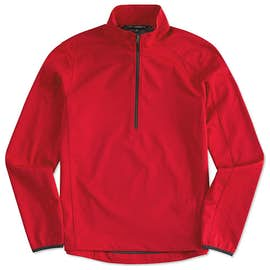 Port Authority Lightweight Active Quarter Zip Soft Shell Jacket