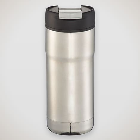 20 oz. Copper Vacuum Insulated Tumbler with Ceramic Lining - Silver