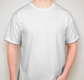 Comfort Colors 100% Cotton T-shirt - Color: White