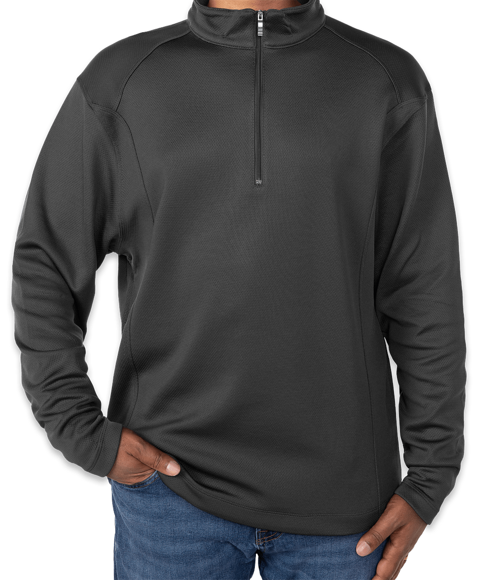 nike 1 4 zip pullover. nike golf sport quarter zip pullover - anthracite 1 4 n
