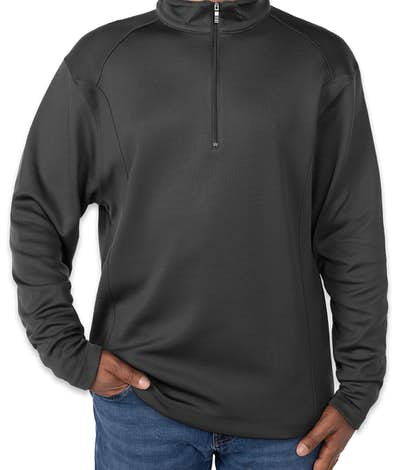 Nike Golf Sport Quarter Zip Pullover - Anthracite