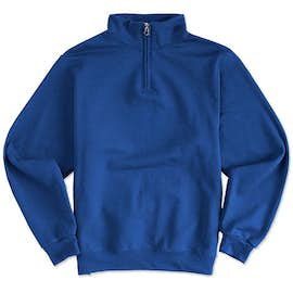 Jerzees Lightweight Quarter Zip Sweatshirt