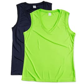 Canada - ATC Ladies Competitor Performance Sleeveless Shirt