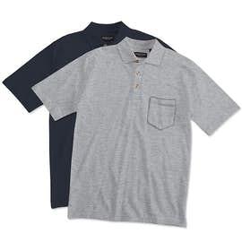 Ultra Club Polo w/ Pocket