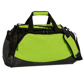 Medium Active Duffel Bag - Screen Printed