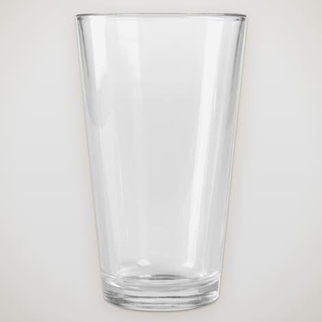 16 oz. Pint Glass - Clear