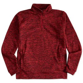 J. America Cosmic Quarter Zip Performance Pullover
