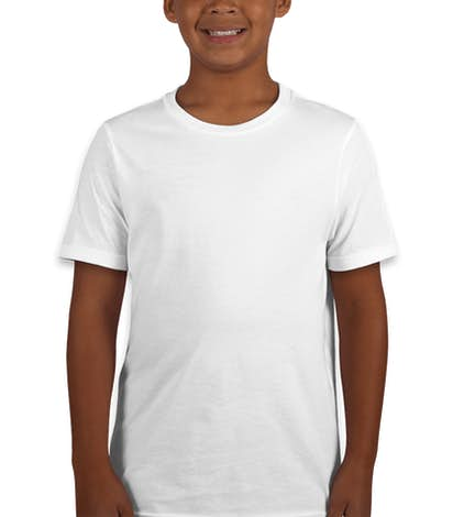 Custom Next Level Youth Jersey T Shirt Design T Shirts