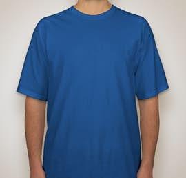 Gildan Ultra Cotton Tall T-shirt - Color: Royal