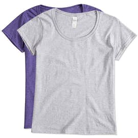 Gildan Ladies Softstyle Scoop Neck T-shirt