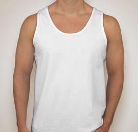 Canada - Gildan Ultra Cotton Tank - Color: White