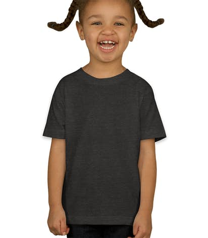 Rabbit Skins Toddler Vintage T-shirt - Vintage Smoke