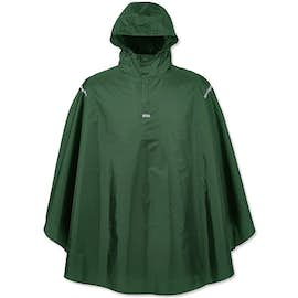 Team 365 Packable Reflective Poncho