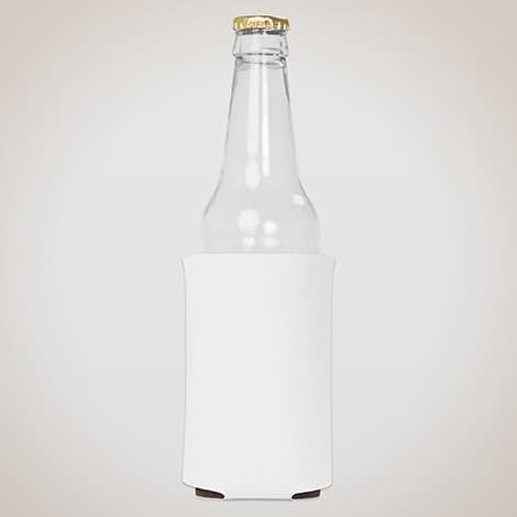 Foldable Bottle Cooler - White