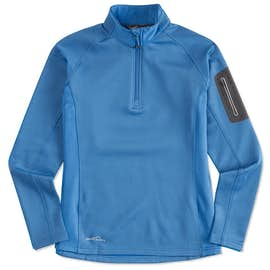 Eddie Bauer Ladies Half Zip Performance Pullover
