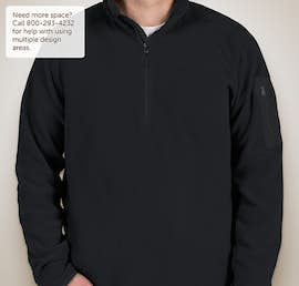 Marmot Reactor Half Zip Microfleece Pullover - Color: Black