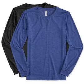 Canvas Tri-Blend Long Sleeve T-shirt