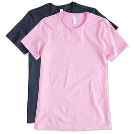 American Apparel Ladies Jersey T-shirt