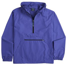 Charles River Pack-N-Go Hooded Packable Anorak
