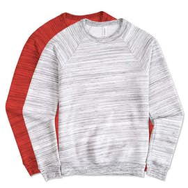 Bella + Canvas Ultra Soft Crewneck Sweatshirt