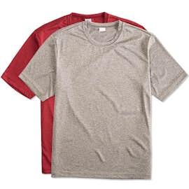 Sport-Tek Heather Performance Shirt