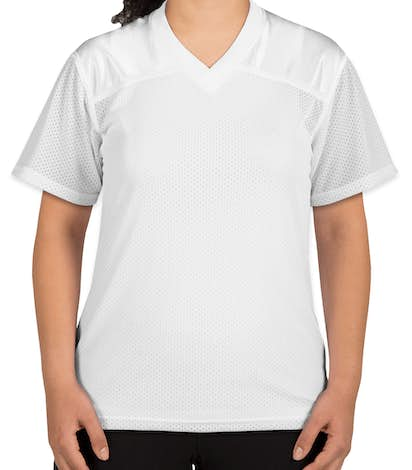 Teamwork Ladies Overtime Replica Jersey - White