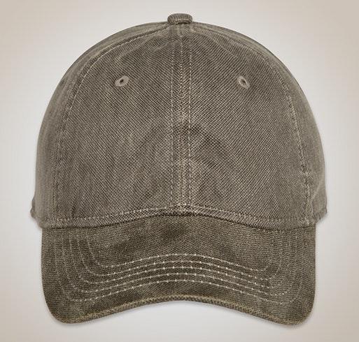 design custom dri duck weathered twill hat at customink