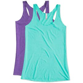 Next Level Ladies Tri-Blend Racerback Tank
