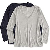 Ladies Long Sleeve T-shirts