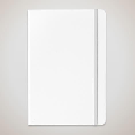 Ambassador Bound Notebook - White