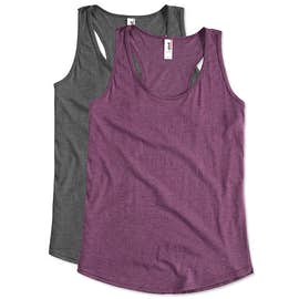 Anvil Ladies Tri-Blend Racerback Tank
