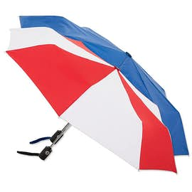 "Totes Auto Open Compact 43"" Umbrella"