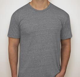 American Apparel Tri-Blend T-shirt - Color: Athletic Grey