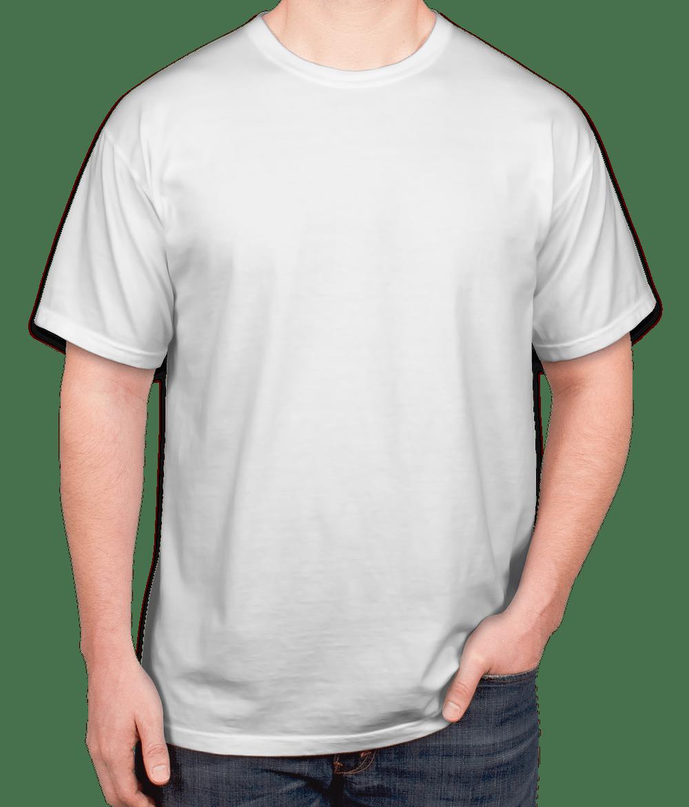 Custom Comfort Colors 100% Cotton T-shirt - Design Short Sleeve T ...