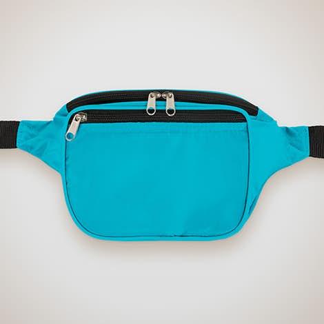 Neon Fanny Pack - Neon Blue