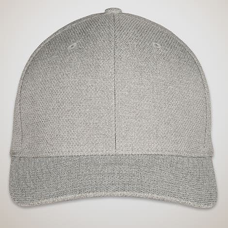 Flexfit Melange Urban Hat - Light Heather Grey
