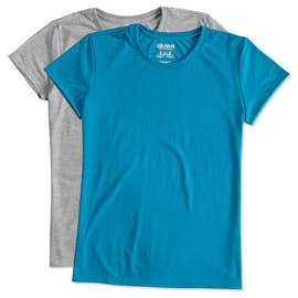 Gildan Ladies Soft Jersey Performance Shirt