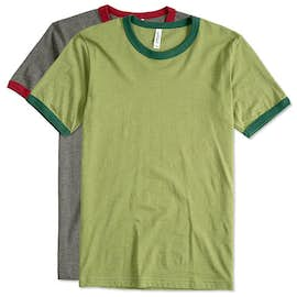 Canvas Ringer T-shirt