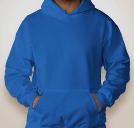 Gildan Dryblend® 50/50 Pullover Hoodie - Color: Royal