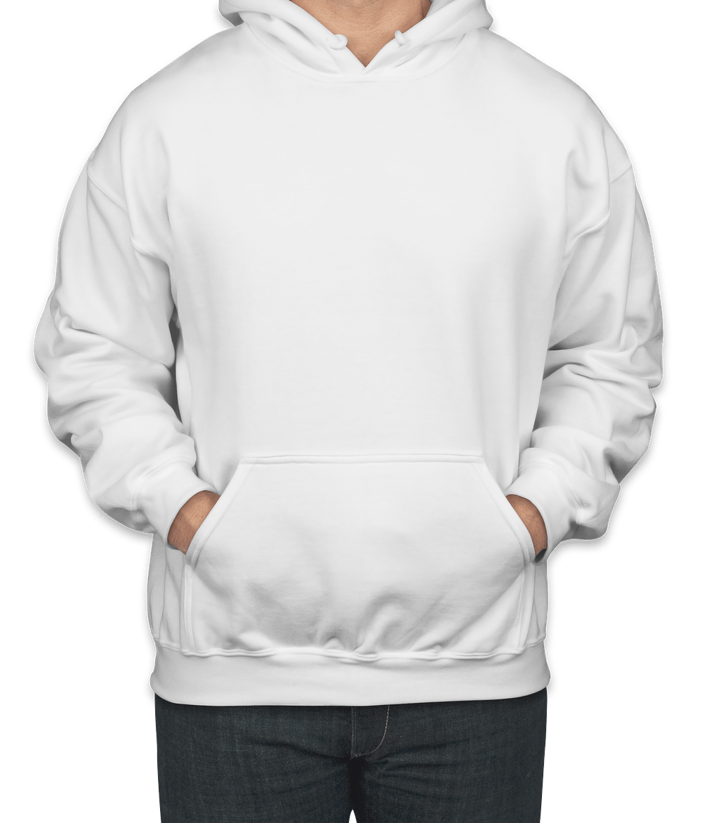Design Custom Printed Gildan Lightweight Hooded Sweatshirts Online ...