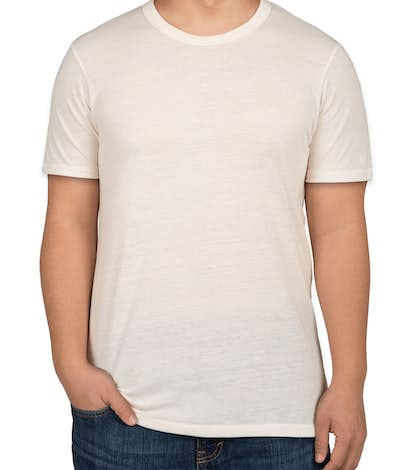 Alternative Apparel Eco Tri-Blend T-shirt - Eco Ivory
