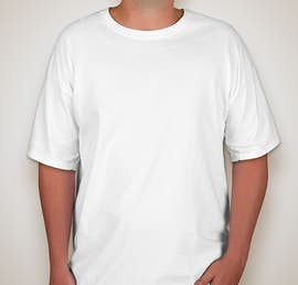Hanes Tall Beefy-T - Color: White