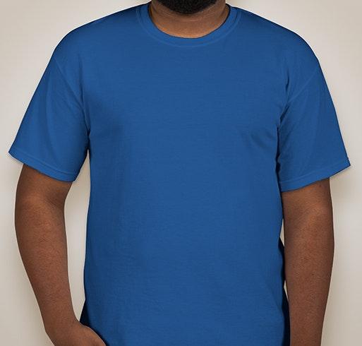 Gildan Ultra Cotton T Shirt   Royal. Start Designing